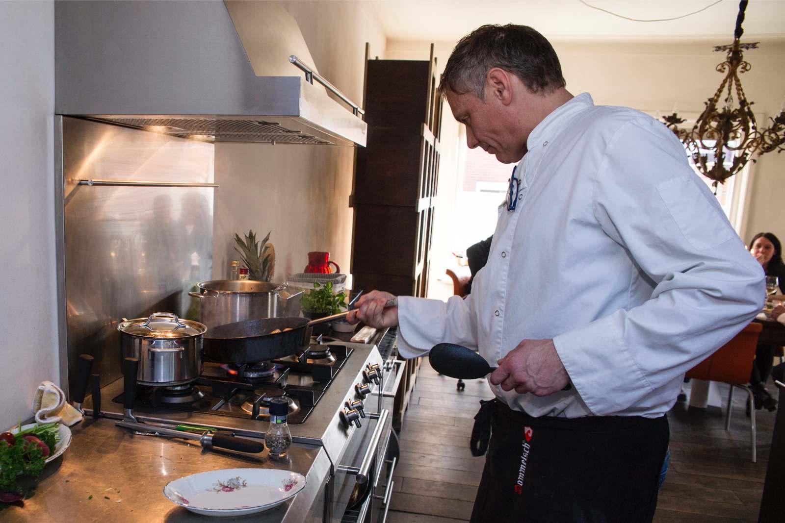 Thuis koken edwin kooktedwin kookt - Keuken wereld thuis ...
